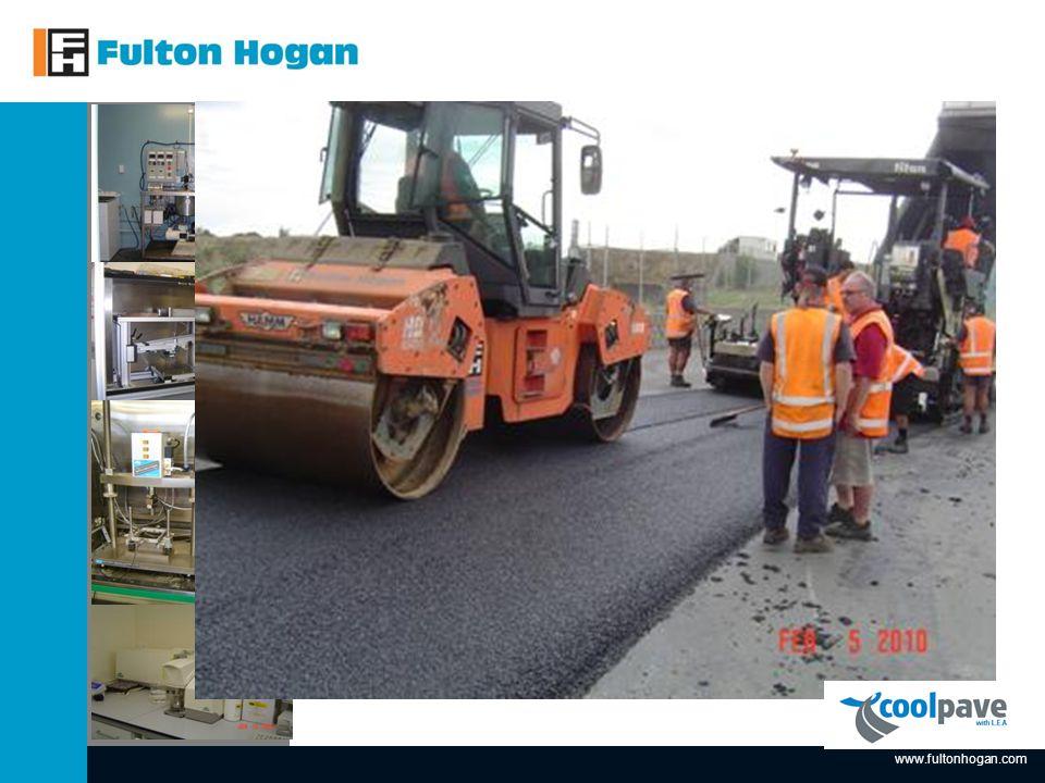 www.fultonhogan.com Insert Picture here. 25mm layer