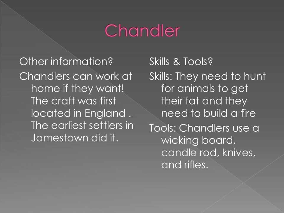 Skills & Tools.