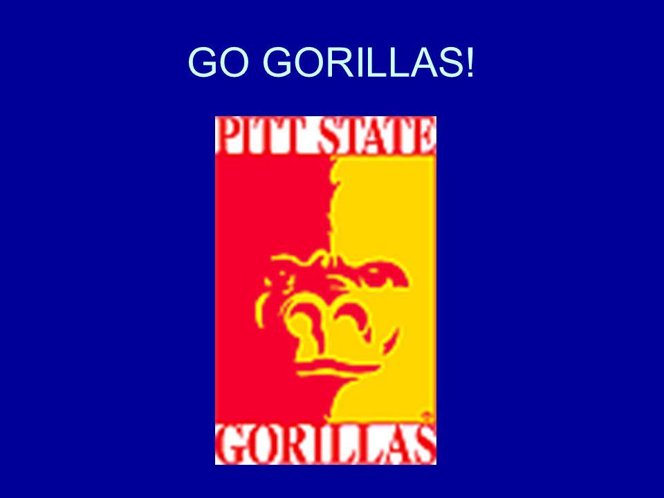 GO GORILLAS!