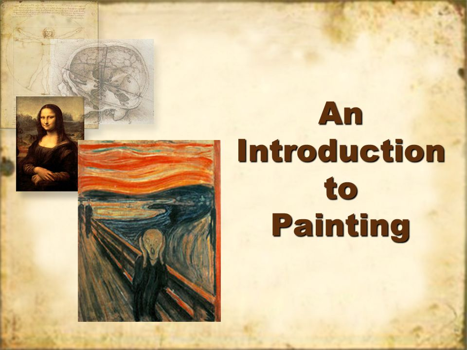 An Introduction to Painting
