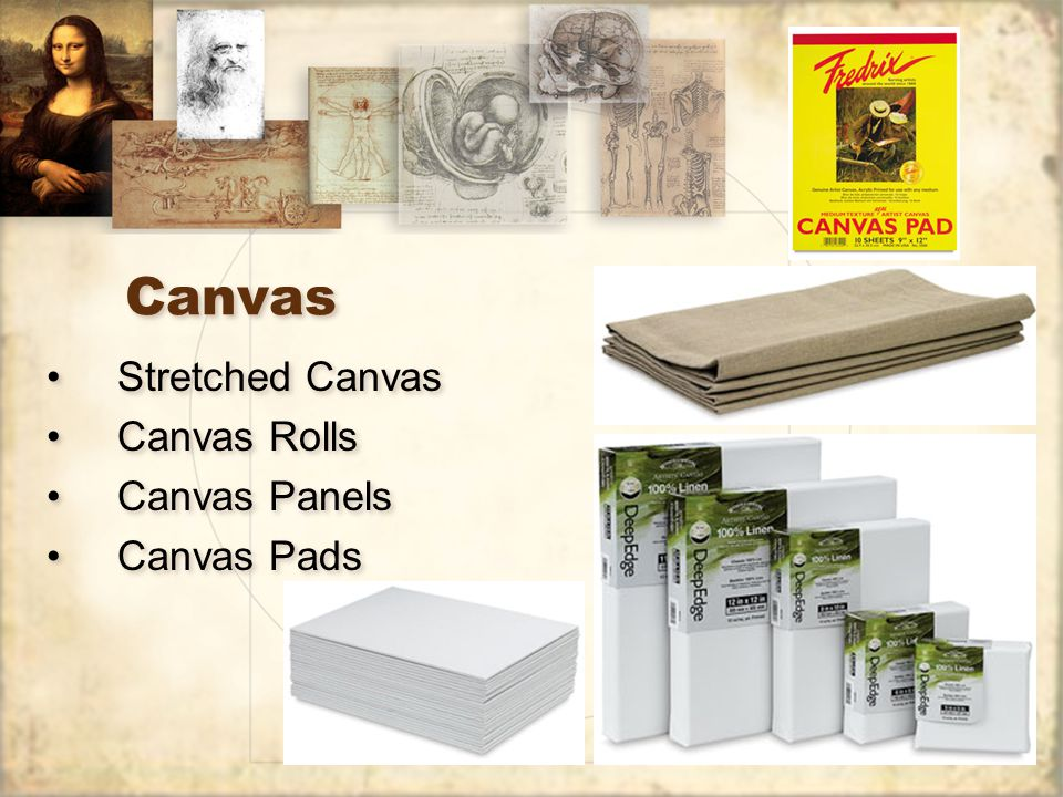 Canvas Stretched Canvas Canvas Rolls Canvas Panels Canvas Pads Stretched Canvas Canvas Rolls Canvas Panels Canvas Pads