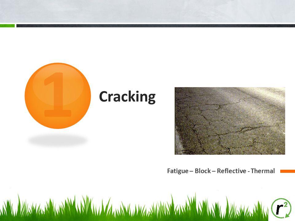 Cracking Fatigue – Block – Reflective - Thermal 1