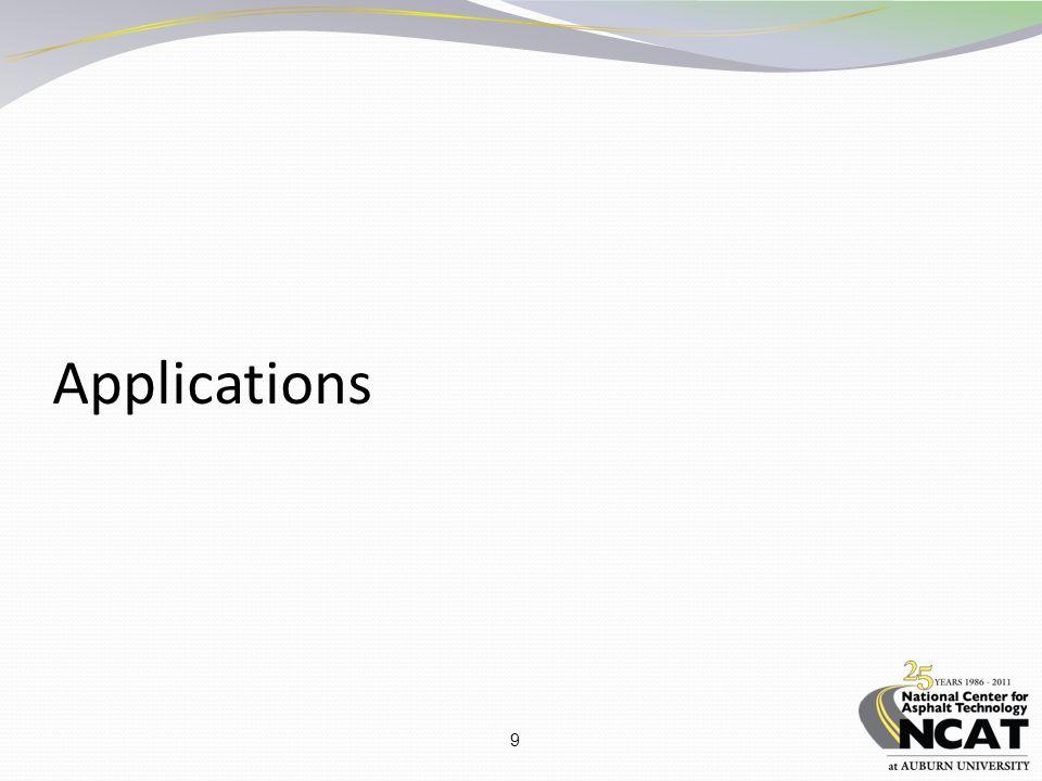 9 Applications