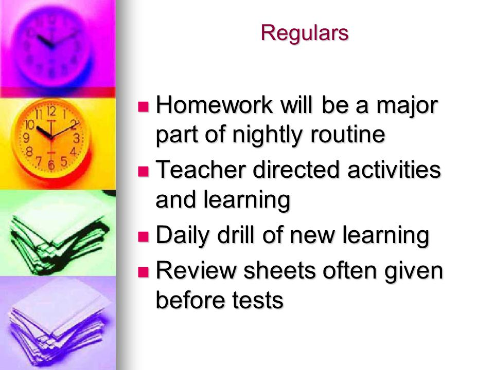 Pre AP & Pre AP-GT Independent learners Independent learners Faster pace Faster pace Increased homework level Increased homework level Application level questions and/or essay style tests Application level questions and/or essay style tests Active participation Active participation Self Motivated Self Motivated
