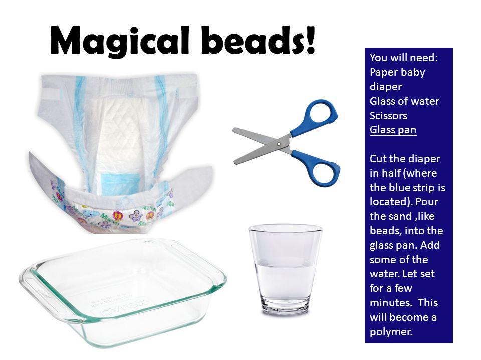 Magical beads.