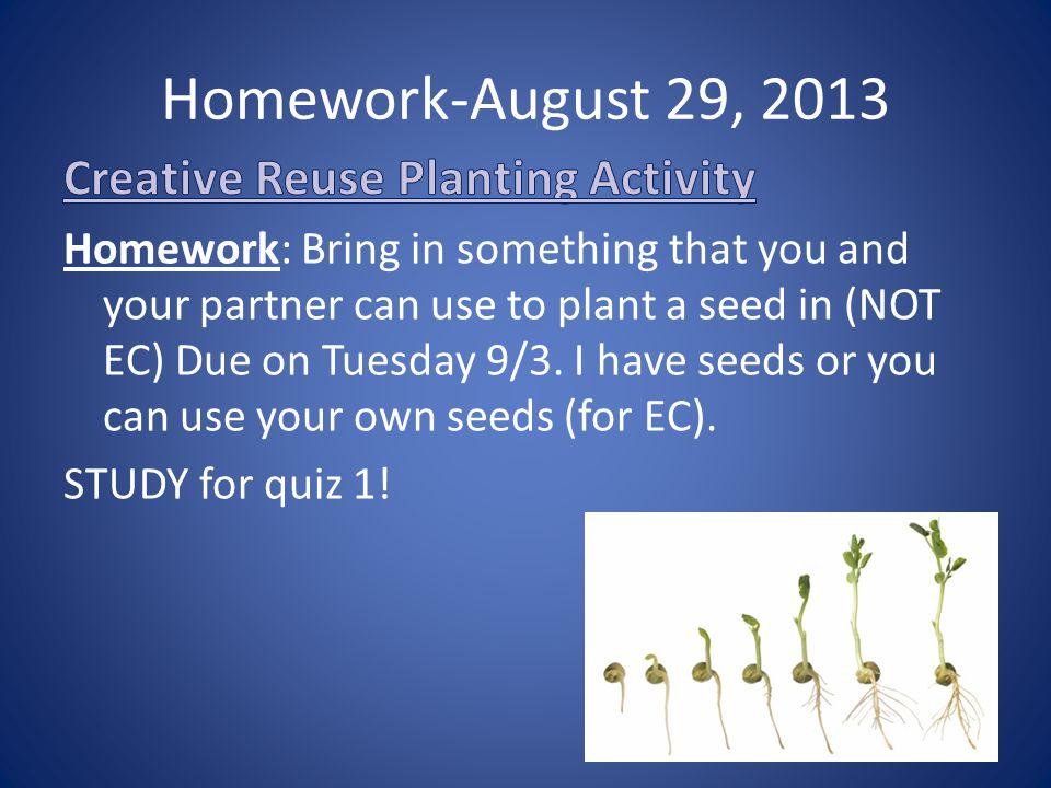 Homework-August 29, 2013