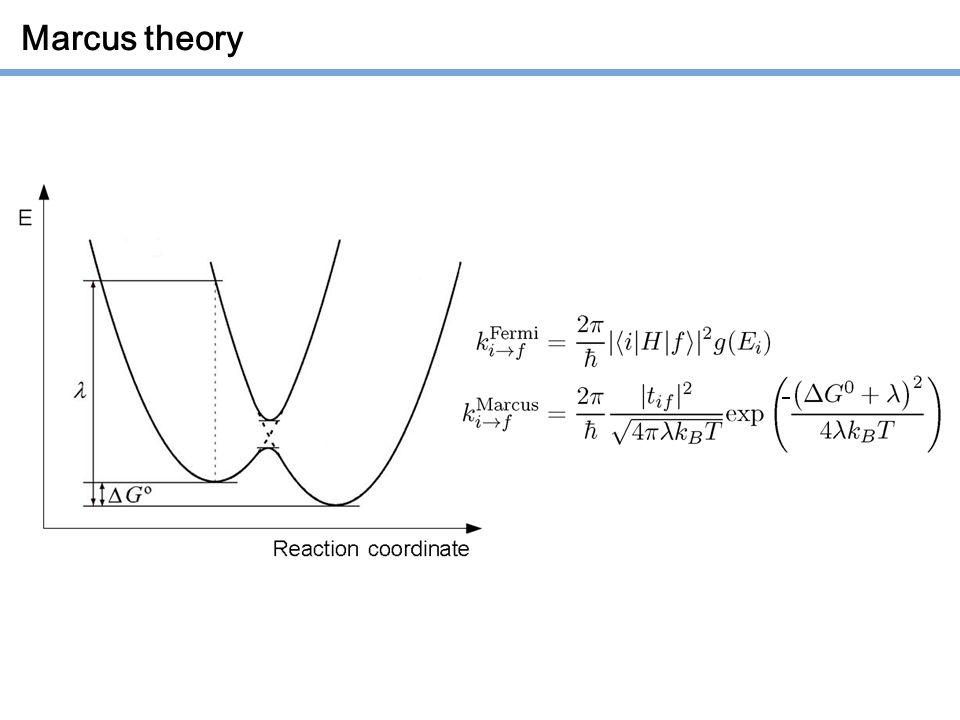 Marcus theory