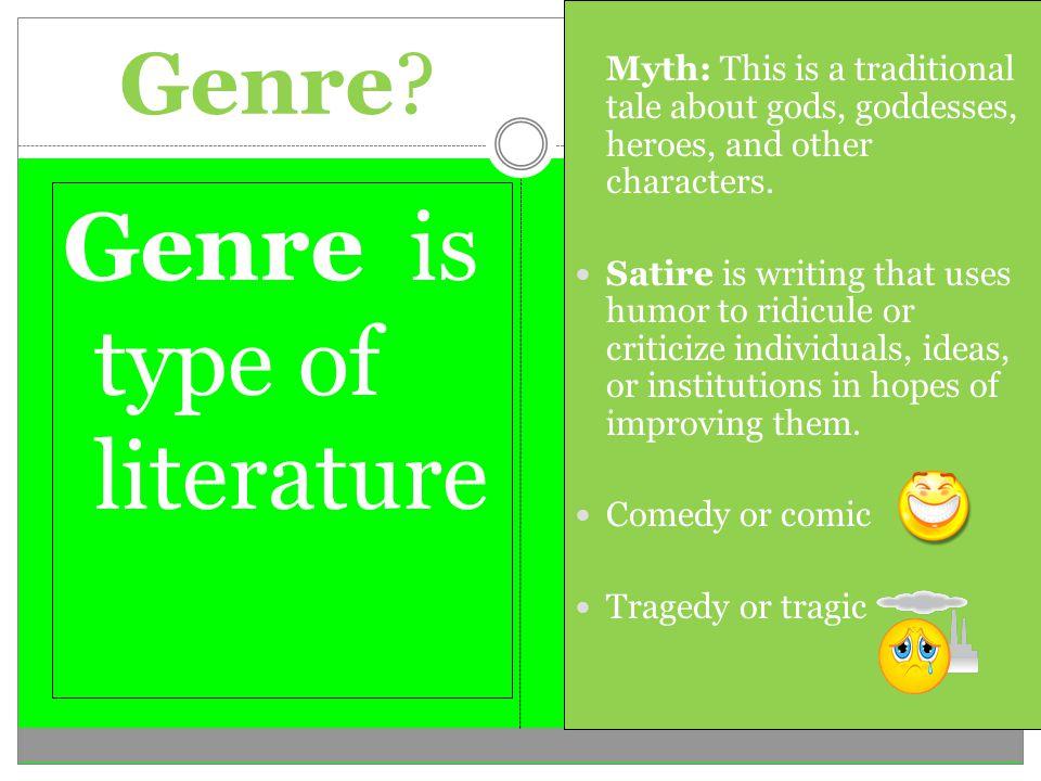 Genre.