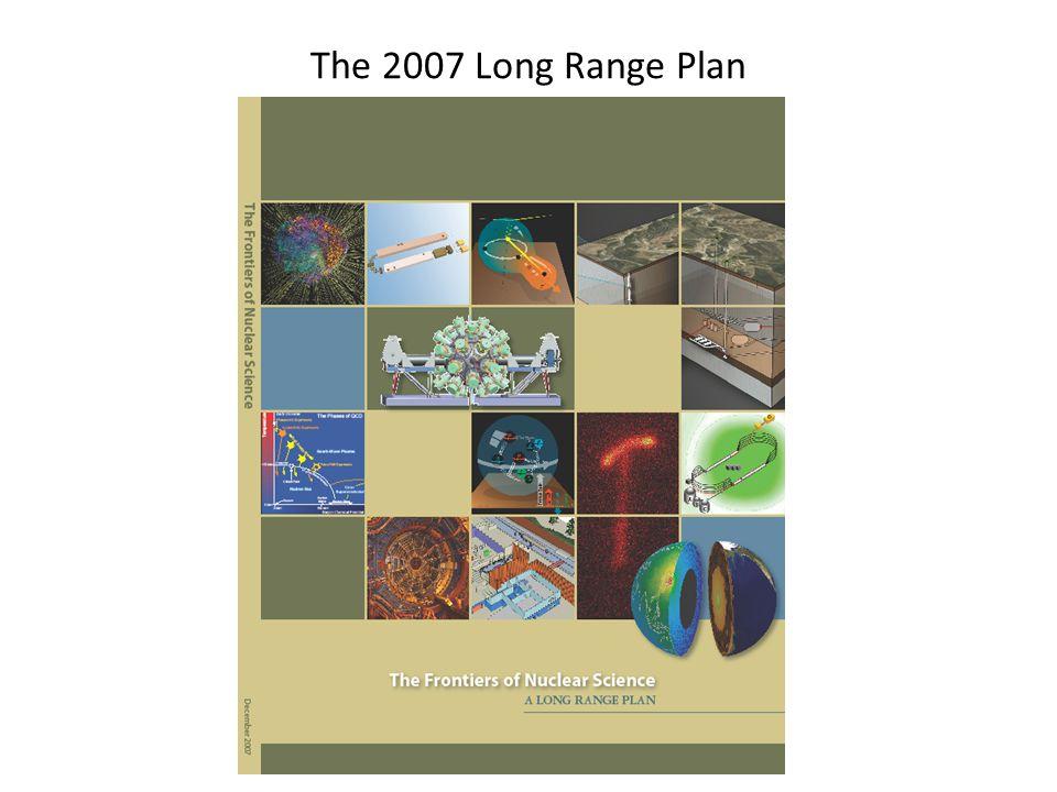The 2007 Long Range Plan