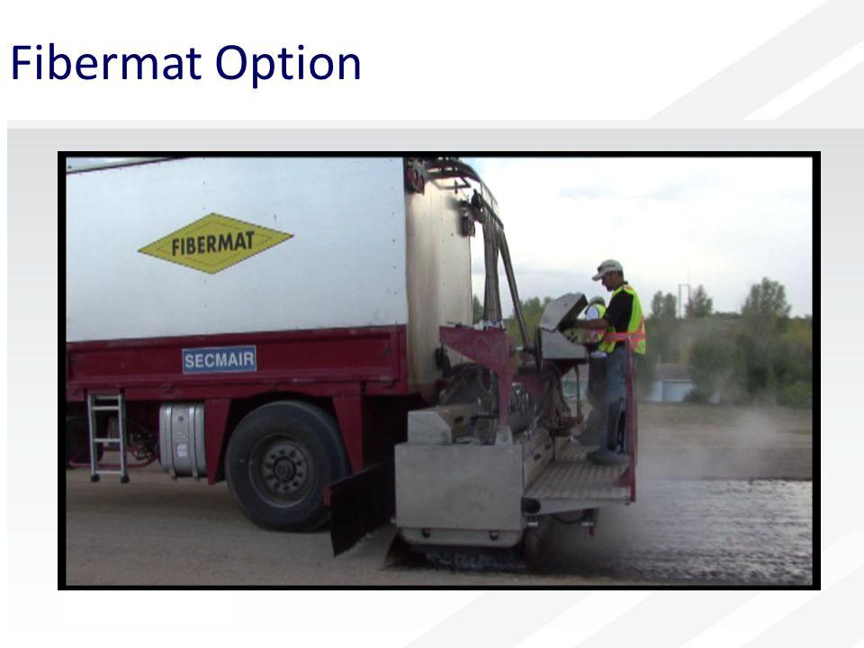 Fibermat Option