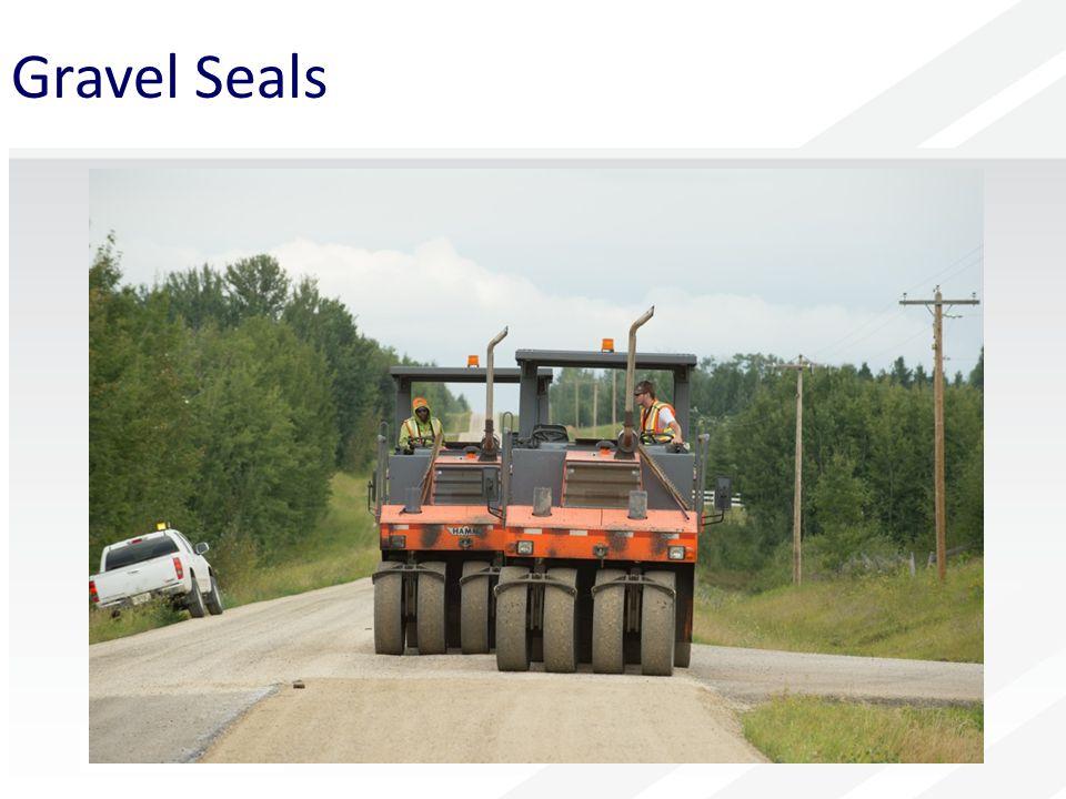 Gravel Seals