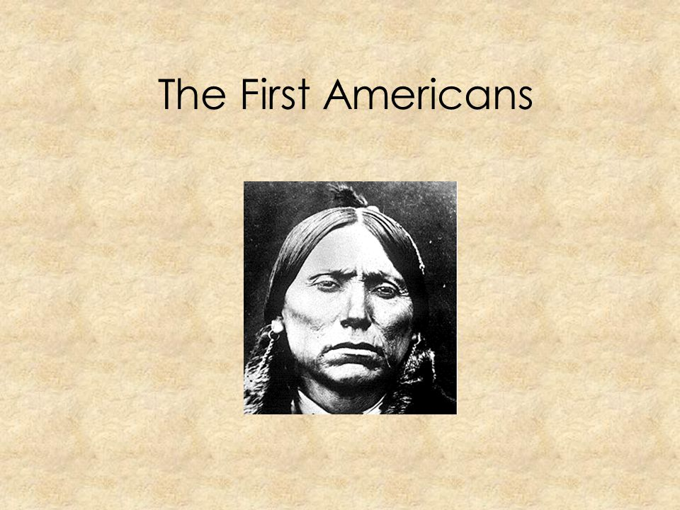 A long time ago North America was very different from the way it is today.