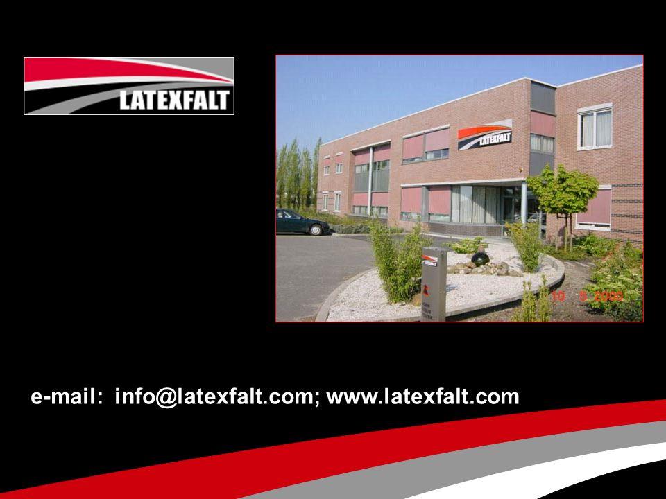 e-mail: info@latexfalt.com; www.latexfalt.com