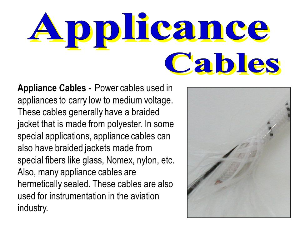 Umbilical Cables - Generally, refers to sealed cables that are used for running power cables and other operational lines to Deep Well Drilling Applications, Submersibles, or other Remote Control devices.