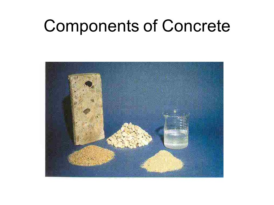 Effect of W/C ratio on Compressive Strength of Concrete
