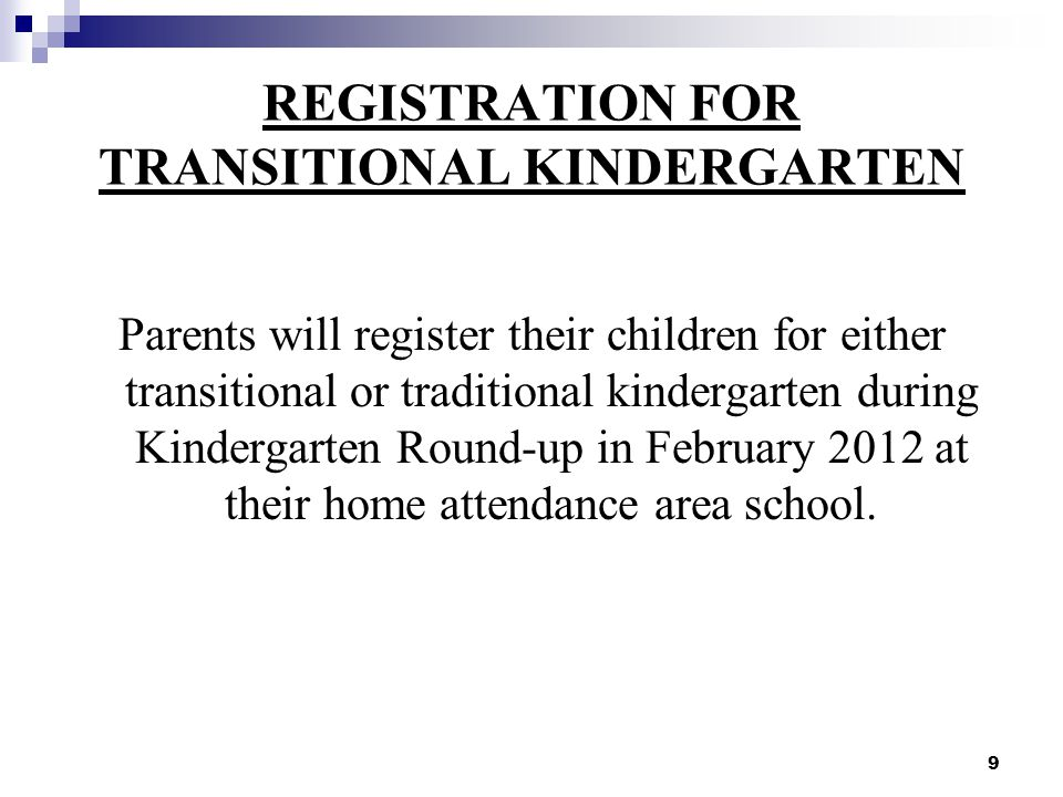 10 LOCATION OF TRANSITIONAL KINDERGARTEN CLASSES For students residing in North Stockton area: Podesta Ranch Elementary School 9950 Windmill Park Drive Stockton, CA 95209 For students residing in the Lodi area: Lawrence Elementary School 721 Calaveras Street Lodi, CA 95240 Transportation will only be provided where existing routes exist to these two school locations.