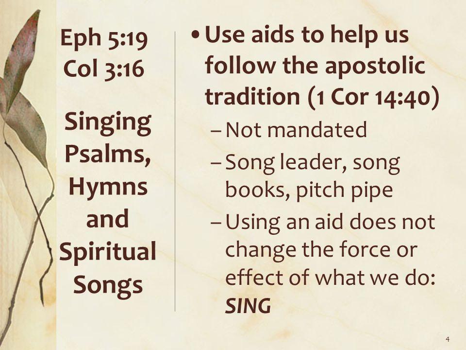 Matt 26:26-30 1 Cor 11:23-26 1 Cor 10:16 Memorial –Communion –Proclamation –Unl.