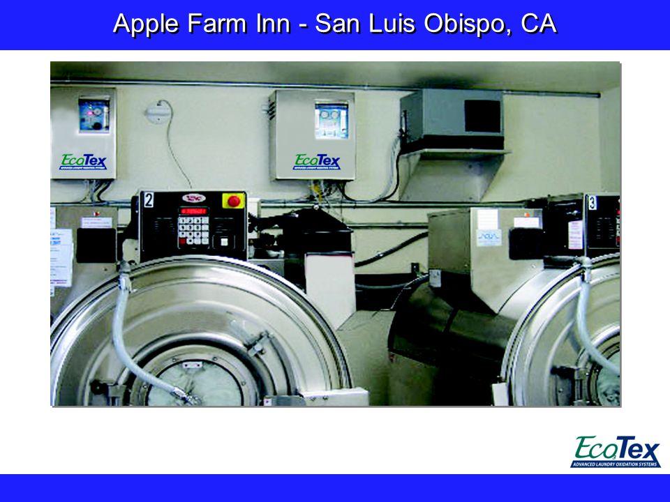 Apple Farm Inn - San Luis Obispo, CA