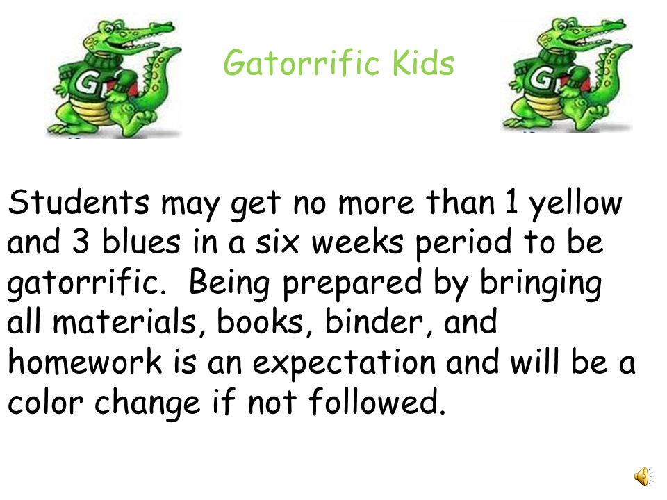  In order to accommodate busy schedules we will send home homework each Monday.