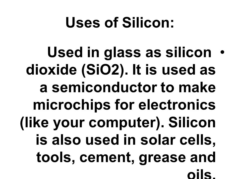 ETHYL SILICATE AS precursor FOR (SiO2) Ethyl silicate, the common name for tetra ethyl ortho silicate (TEOS), has found worldwide acceptance in applications when a liquid precursor of silica (SiO2) is needed.