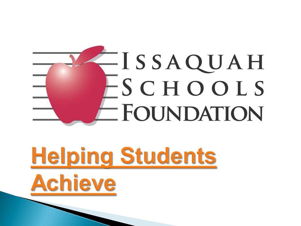 Helping Students Achieve Helping Students Achieve