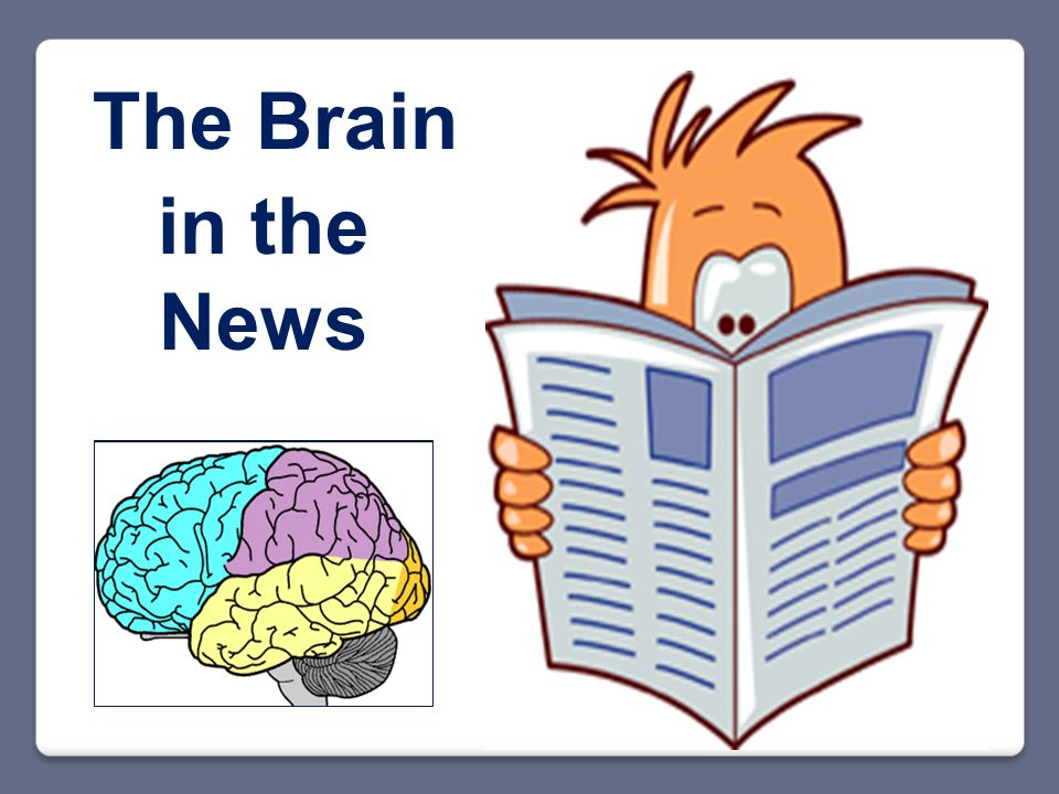 The Brain in the News