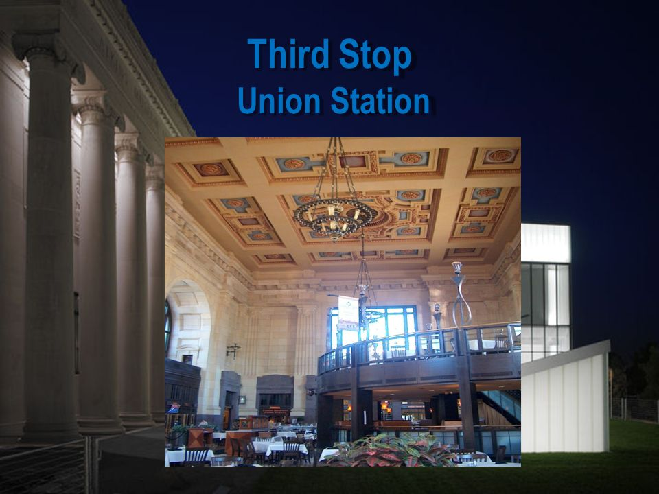 Third Stop Union Station
