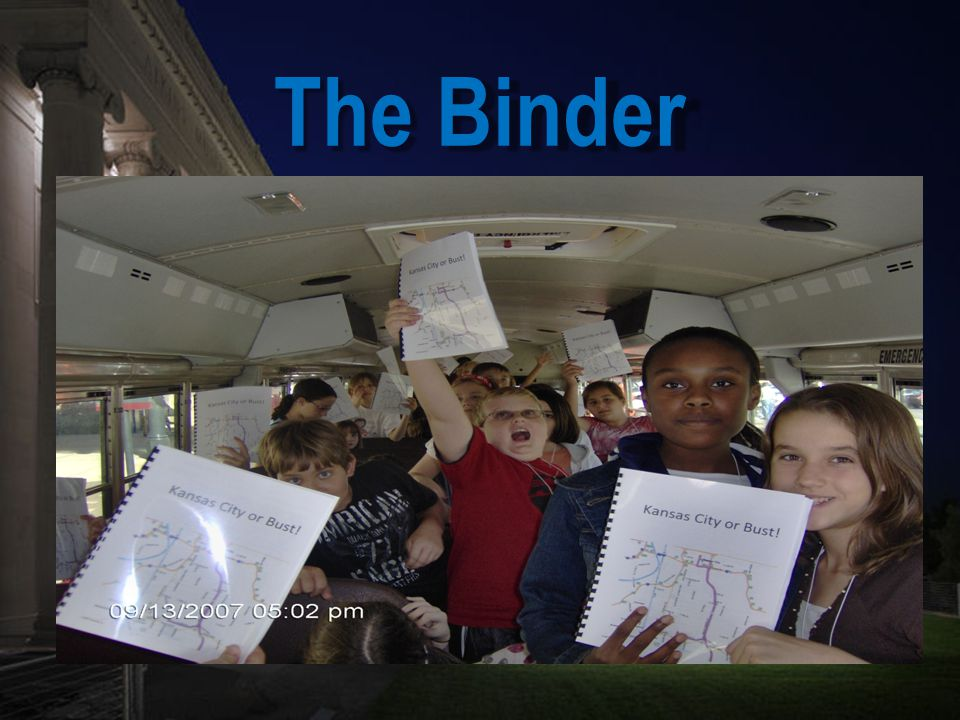 The Binder