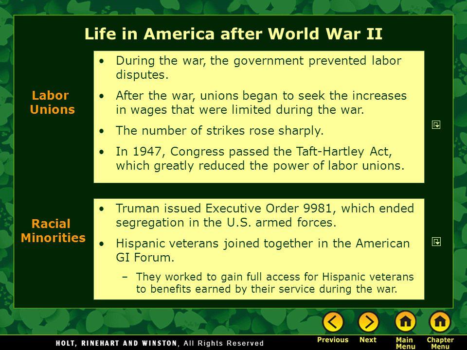 Postwar American Politics 1946 Congressional Elections Many Democrats compared Truman unfavorably to Roosevelt.