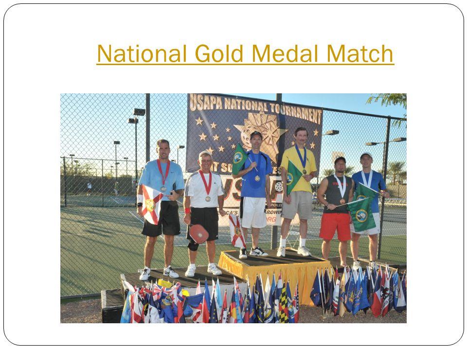 National Gold Medal Match