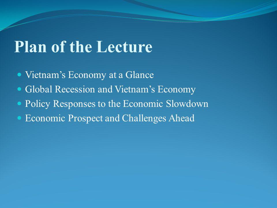 Global Recession and Vietnam Economy Economic Growth (%)