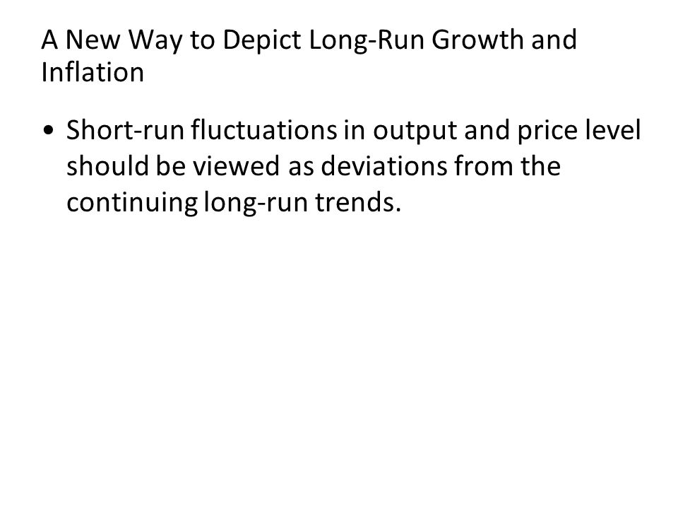 The Aggregate-Supply Curve Slopes Upward in the Short Run In the short run, an increase in the overall level of prices tends to raise the quantity of goods and services supplied.