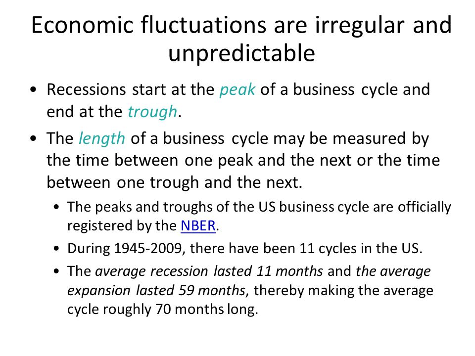 THREE KEY FACTS ABOUT ECONOMIC FLUCTUATIONS Fact 2: Most macroeconomic variables fluctuate together.