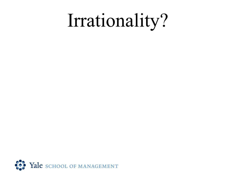 Irrationality?