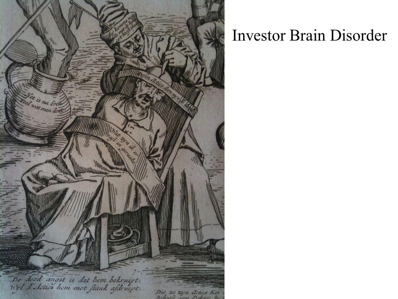Investor Brain Disorder