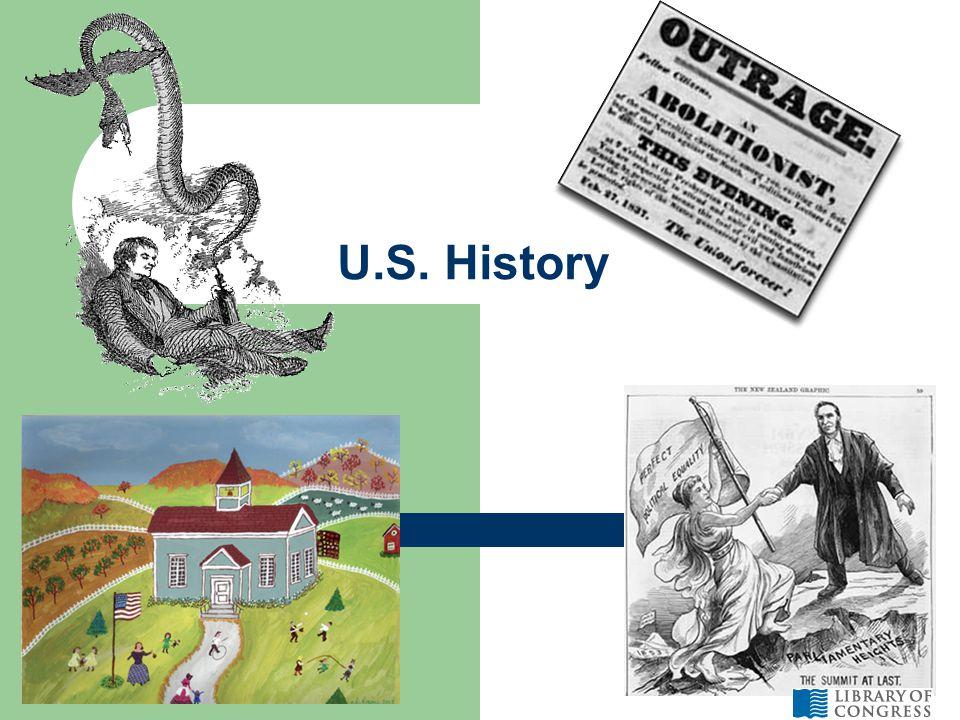 Abolitionist Movement  1816 --> American Colonization Society created (gradual, voluntary emancipation.