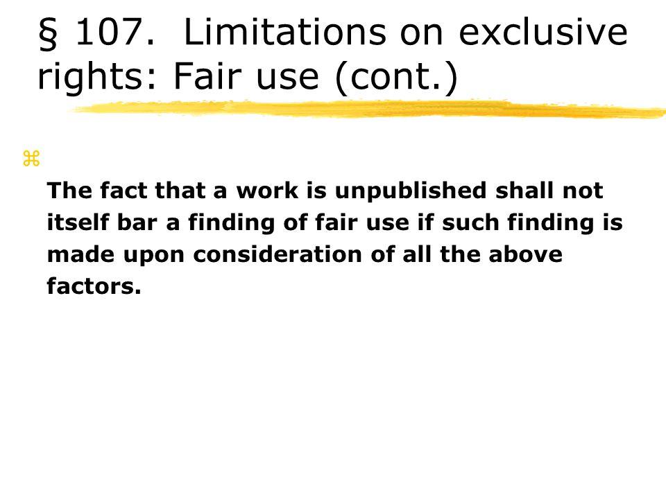 § 107.
