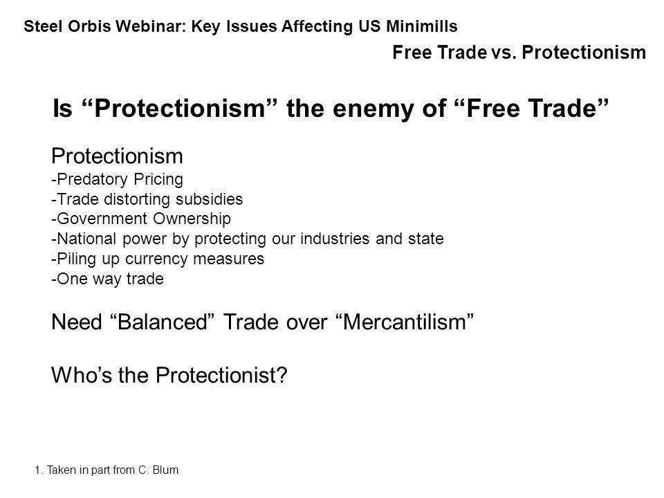 Free Trade vs.