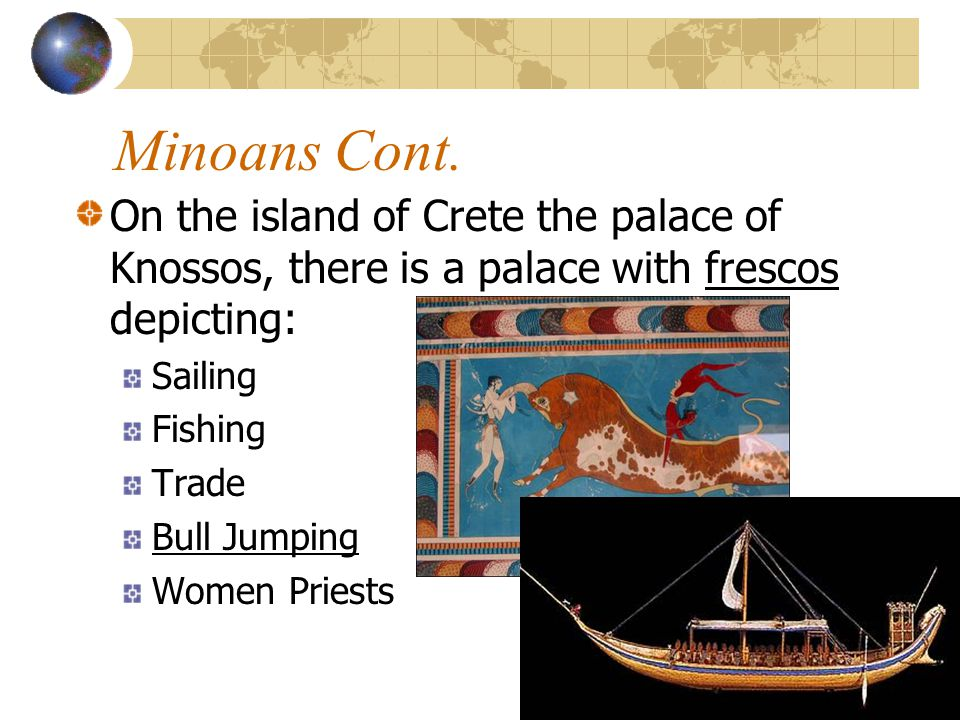 Minoan Language Linear A was the language the Minoans used; however, scholars cannot translate it.