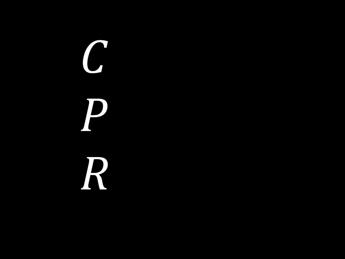 CPRCPR