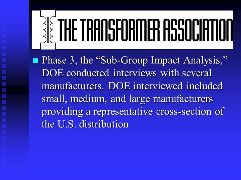 """n Phase 2, """"Industry Cash Flow,"""" focuses on the industry as a whole. Using publicly available information developed in Phase 1, the Department adapted"""
