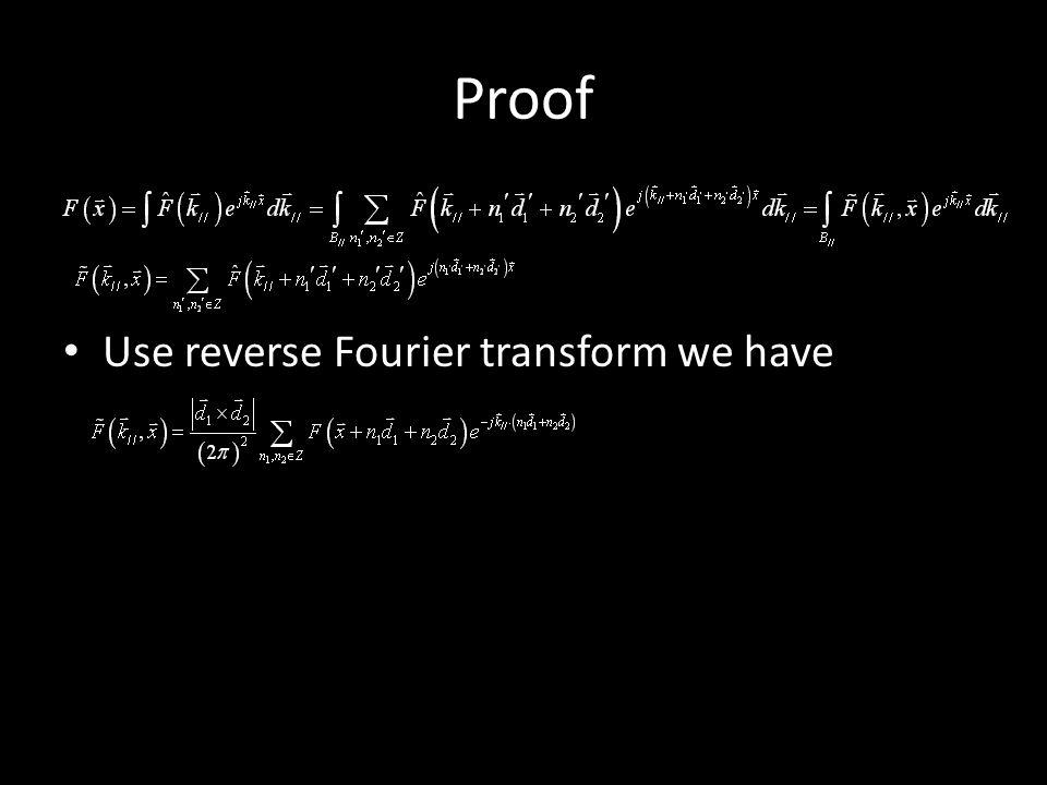 Field coupling Consider a incident wave Ei and refraction wave Er and transmission wave Et Dispersion relation: