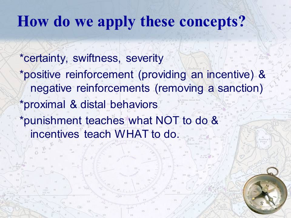 8 How do we apply these concepts.