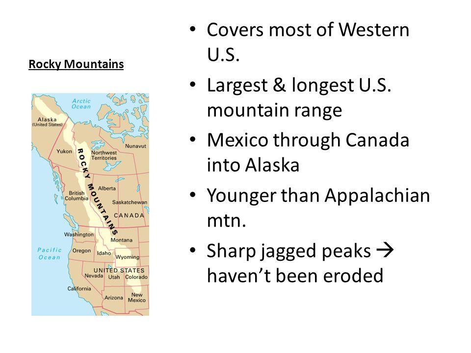 Mountain comparison