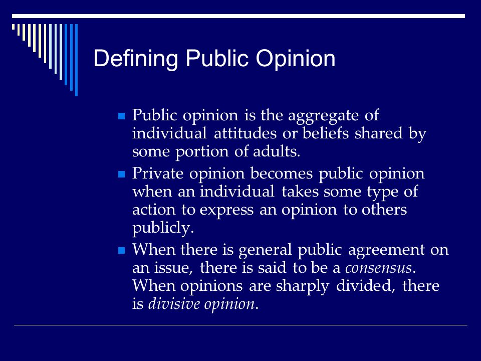 Problems with Polls Sampling Errors  The difference between a sample's results and the true result if the entire population had been interviewed.
