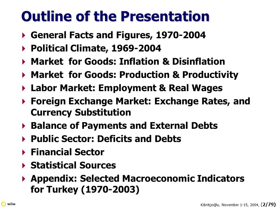 Kibritçioğlu, November 1-15, 2004, (33/79)  Following the 2000-2001 crisis, gross FX reserves of the Turkish Central Bank increased significantly.