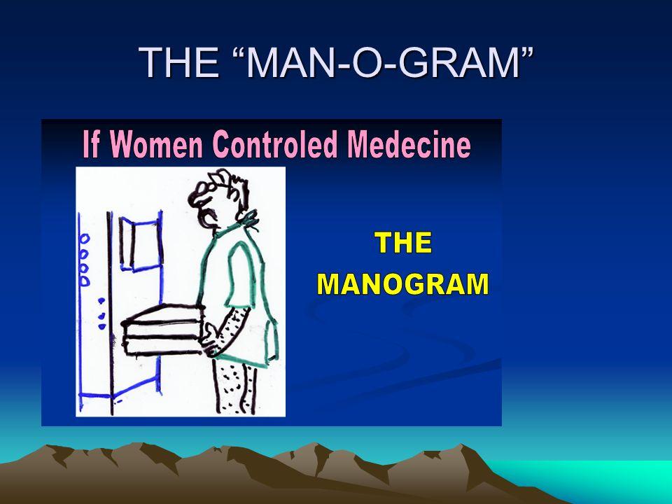 THE MAN-O-GRAM