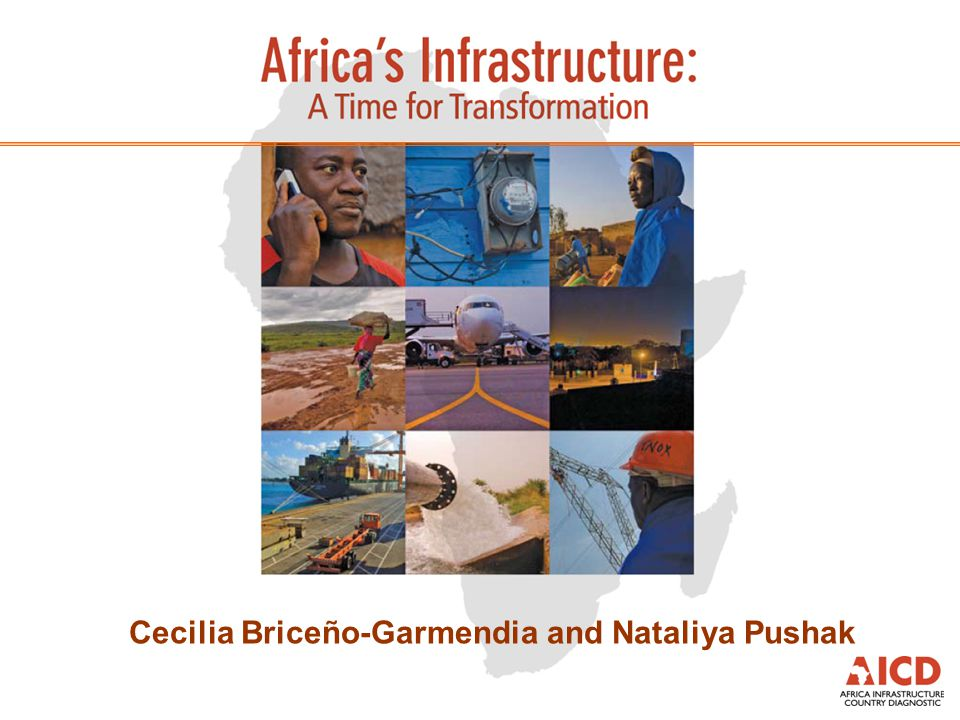 Republic of Congo's Infrastructure: A Continental Perspective