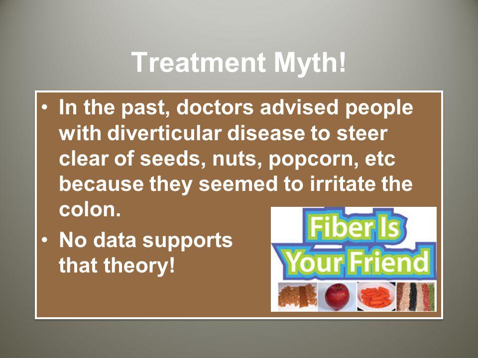 Treatment Myth.