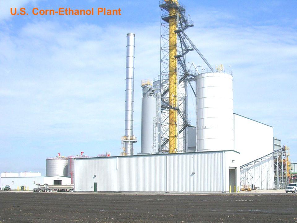 U.S. Corn-Ethanol Plant